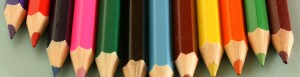 Featured Image - Coloured pencils