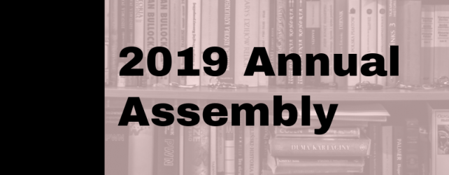 NEKLS 2019 Annual Assembly